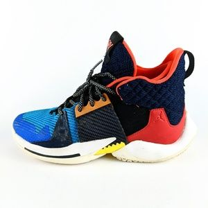 Jordan Why Not Zer0.2 Basketball Shoes 6.5Y